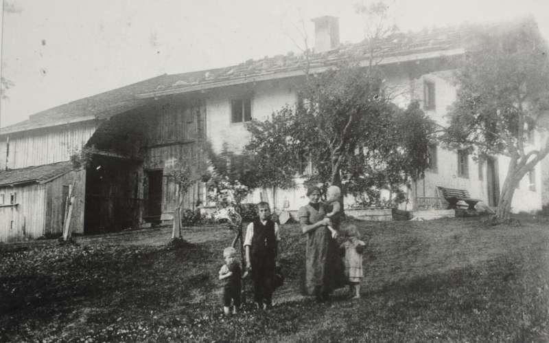 Staufenhof um 1920